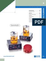 HANNA General Catalog v28 Chapter9 Magnetics Stirrers