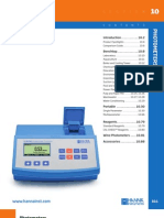 HANNA General Catalog v28 Chapter10 Photometers