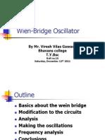 Wien bridge oscillator simulation dating