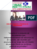 aula8-arquivosetecnicasdearquivamento-100721163453-phpapp01