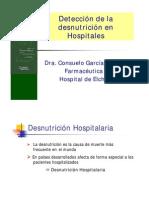 deteccion de desnutricion