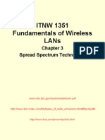 Chapter 03 - Spread Spectrum Technology