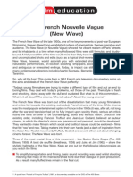 FrenchNouvelleVague