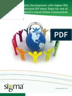 Gated Internet Community | Sigma Infosolutions