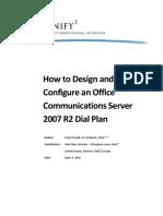 Unify Square Dial Plan Whitepaper - English