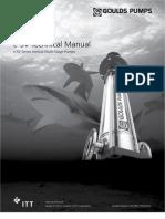 ITT Goulds SV Serires Technical Manual