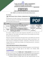 3RD Semester MBA PCP, Assignment & Seminar Topics-2011-12
