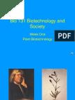 Folder One Module One Plant Biotech No Log