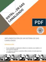 Sistema de Gas Canalizado