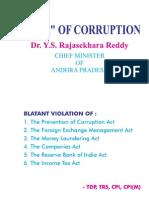 Raja of Corruption
