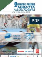 Revista Oficial 33ª Edição GP Abimota - Região de Aveiro