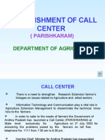 Farmers Call Centre