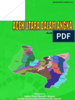 Aceh Utara Dalam Angka 2011