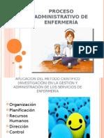 2. Proceso Administrativo Enfermeria