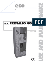 Saeco-Cristallo 400 - User & Maintenance Manual-Watermarked