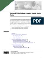 Access Control Design Guide