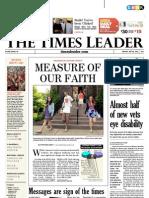 Times Leader 05-28-2012