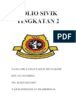 Folio Sivik Tingkatan 2
