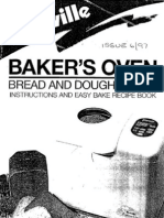 Breville Bread Maker Manual