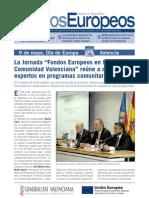 Boletin Fondos Europeos nº3 Comunidad Valenciana
