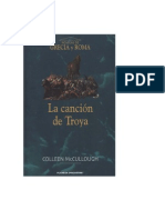 Colleen McCullough - La Cancion de Troya