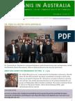 Pakistanis in Australia Vol 2issue 11 2012