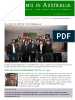 Pakistanis in Australia Vol 2issue 11 2012
