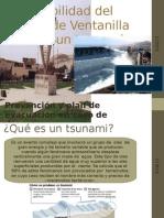 Vulnerabilidad Del Distrito de a Frente a Un Tsunami