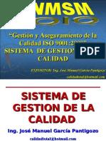 04 - SISTEMA DE GESTION DE LA CALIDAD