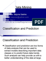 Lecture6_Classification and Its Techniques
