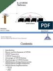 Comparative Study of OFDM Implementation Platforms