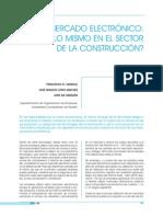 TIC en el mercado de la construcción