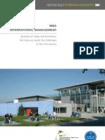 MBA Brochure 2011