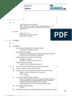 P1_5_use of Waves Mark Scheme