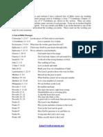 Bible Verses for Wedding