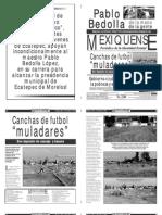 Versión impresa del periódico El mexiquense 28 mayo 2012