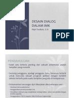 6 Dialog Design