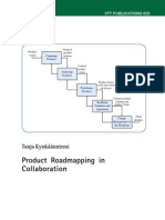 Product Road Mapping