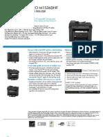 Pro M1536dnf Datasheet