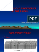 The Physical Properties of the Earth
