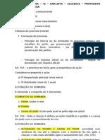 Processo Civil Renato Saraiva 3