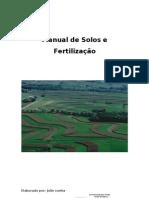 Manual Solo e Fertilizacao