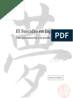 El Suicidio Japón y su comparacion con España