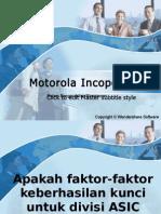 Motorola Inc.
