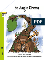 The Jungle Cinema - Priya Narayanan