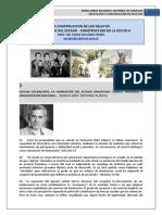 140. CONSTRUCCION DEL RELATO + ESTADO Y ESCUELA