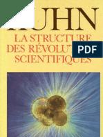 La structure des révolutions scientifiques - Thomas S. Kuhn