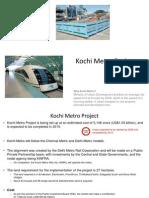 Kochi Metro Rail Project