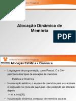 Alocação_Dinâmica