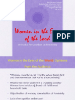 Women in the Eyes of the Lord - Kogarah